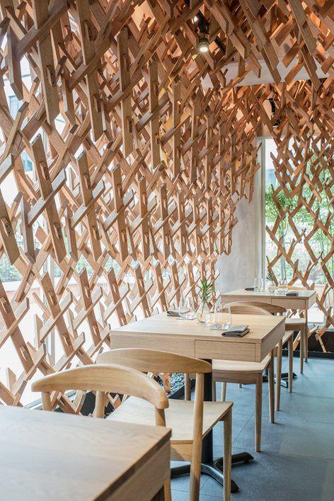 Wild Rocket Cafe, Singapore