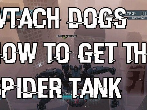 "Watch Dogs How To Get The ""Watch Dogs Spider Tank"" The Spider Tank On Watch Dogs Is Amazing and so much Fun. Go get The Spider Tank You Need to Locate Digital trips on your map Then Go To His Location. Once There Select Spider Tank and ENJOY<br /><br />Subscribe <a href=""http://www.youtube.com/user/EliteSnipersRF"" target=""_blank"" rel=""nofollow"">http://www.youtube.com/user/EliteSnipersRF</a><br /><br />Please Hit The Like Button<br />And Subscribe So You Can Keep Up To Date <br /><br />✔…"