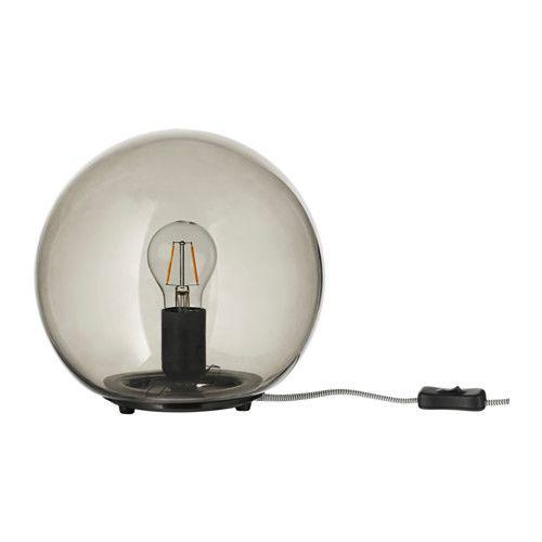 FADO Tafellamp, grijs grijs -