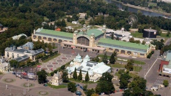 Výsledek obrázku pro pražské výstaviště v holešovicích