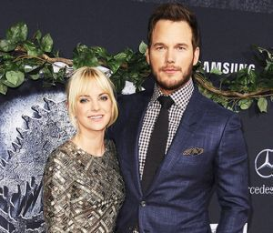 "Anna Faris on Chris Pratt Cheating Rumors: ""It Has Been Weirdly Stinging"""