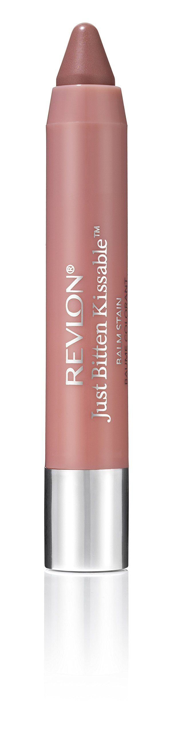 Revlon ColorBurst Balm Stain, Honey - This stays on and smells fab! Like vanilla and mint.