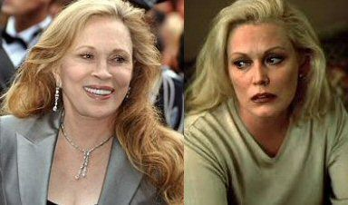 Ever notice how much Cathy Moriarty (R) resembles Faye Dunaway (L)?