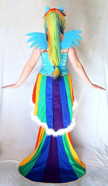 I found 'Rainbow Dash Dress' on Wish, check it out!