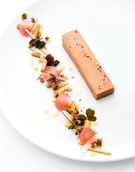 Foie gras (Amandine Chaignot)
