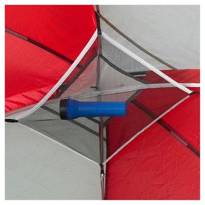 Wenzel Pine Ridge 5 Person Tent, Red