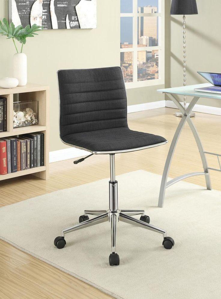 sleek office furniture. coaster sleek office chair las vegas furniture online lasvegasfurnitureonlinecom lasvegasfurnitureonline i
