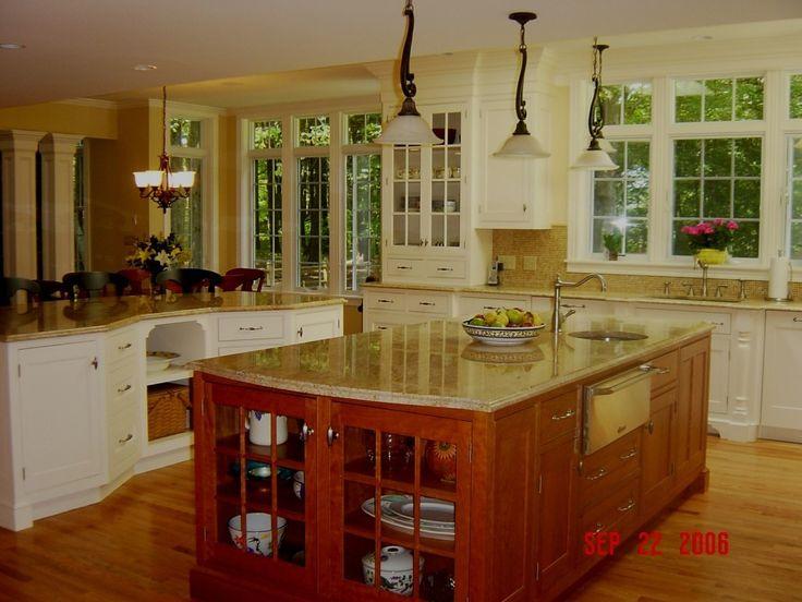 kitchen islands on pinterest moveable kitchen island kitchen island. Black Bedroom Furniture Sets. Home Design Ideas