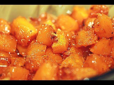 Десерт из тыквы - Тыква запеченная в духовке ♥♥♥ Рецепты из тыквы / Pumpkin Dessert Recipe - YouTube