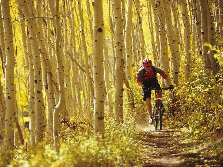 Plan a mountain biking long weekend escape with local advice on where to hike, bike, paddle, ski, stay, and eat. Featuring top adventure towns in the U.S.