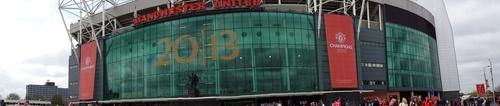 Gameday at Old Trafford