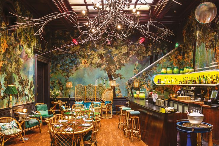 """Sketch is a destination place, for food, art and music has been realised by Mourad """"Momo"""" Mazouz and his team of chefs and designers over two expansive floors of a converted 18th century building in Conduit Street, Mayfair, London."""