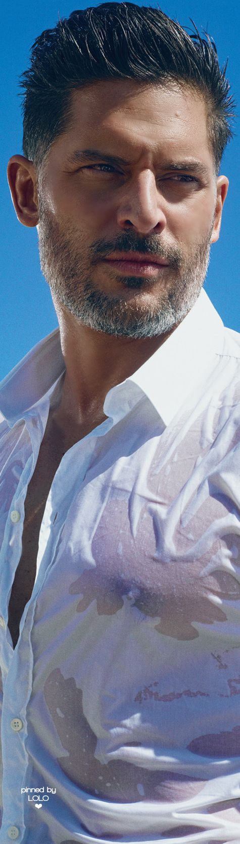 Joe Manganiello for Detail Magazine | LOLO❤︎