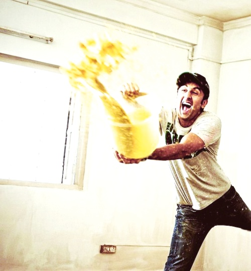 This could get messy. #Ranbir #Bollywood