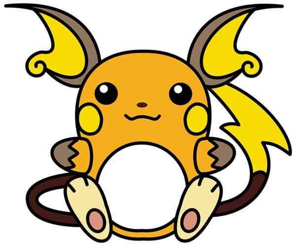 1000+ images about Raichu on Pinterest | Pokemon, Pikachu ...