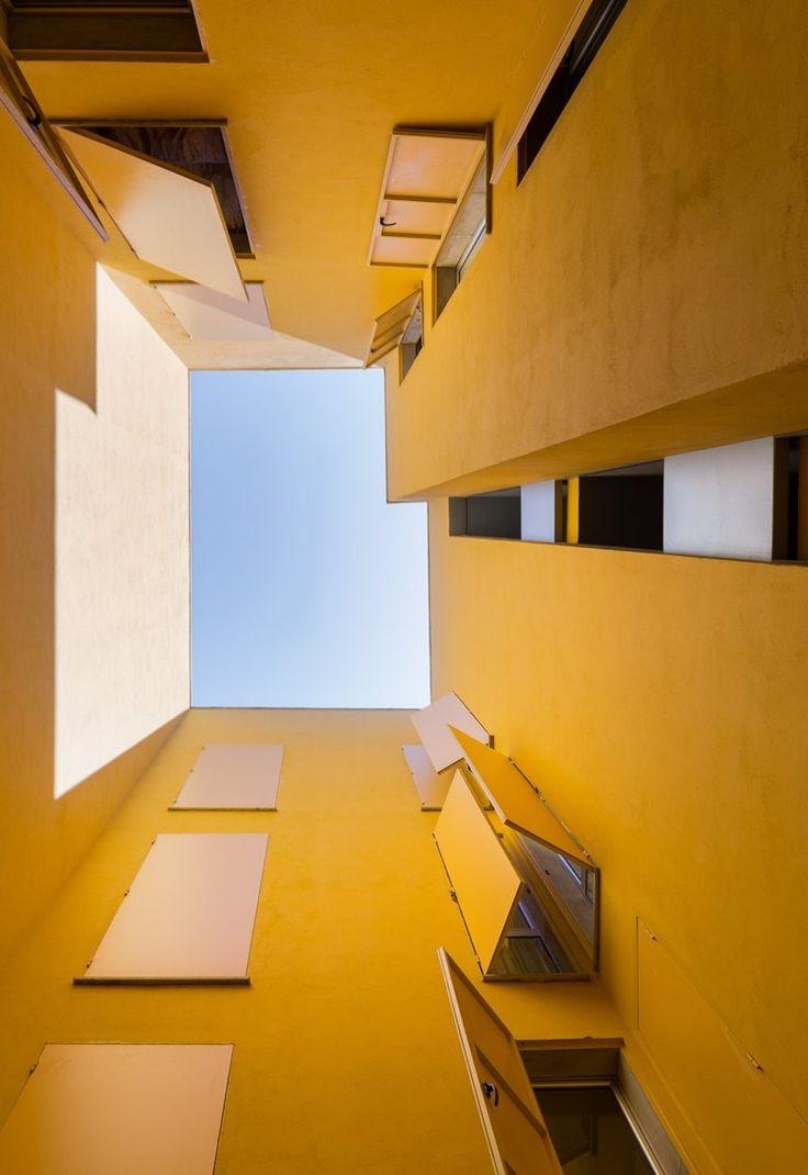147 best images about yellow interiors architecture on - Garcia ruiz arquitectos ...