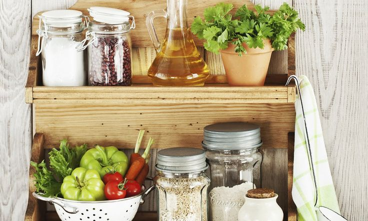 12 Foods To Stock In A Raw Foods Kitchen