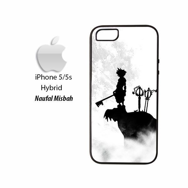 Kingdom Hearts iPhone 5/5s HYBRID Case Cover