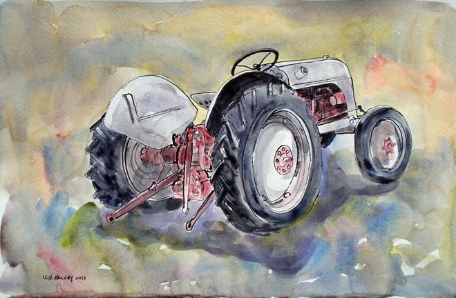 8n Ford Art : Best images about art dad s old cars moto bikes