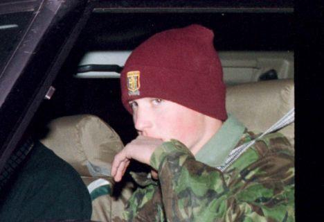 Prince William Aston Villa Fan