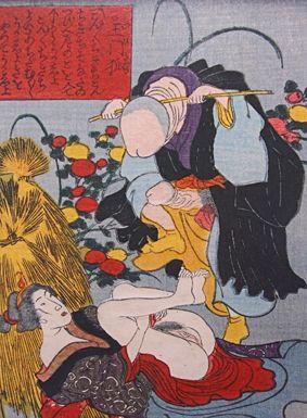 Specter penis head monk