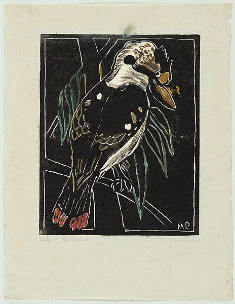 Margaret PRESTON, Kookaburra