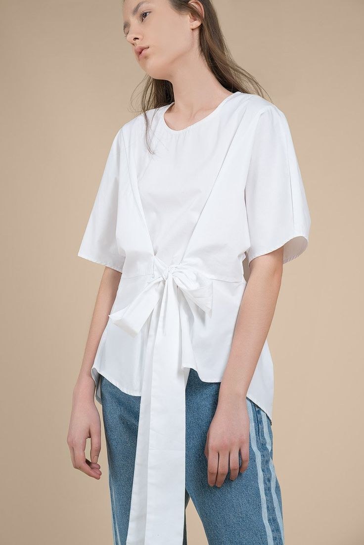 Depending on the fashion season and the designer, tie-neck blouses might be all the rage. You can find a tie-neck blouse for a steal at a local discount shop, or you can pay thousands of dollars for one at a .