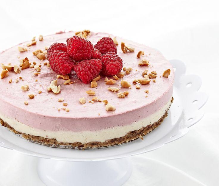 Nyers málnás torta – egészséges édesség idénygyümölcs / Éva Magazin
