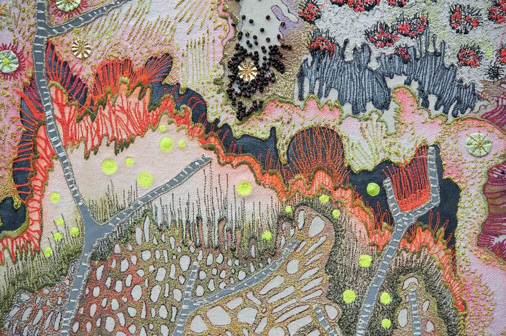 Coral by Louise Gardiner .   Pic Emma Williams
