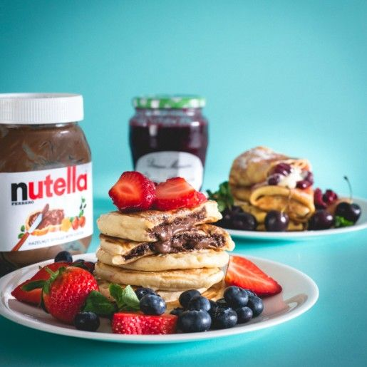 Cherries Or Chocolate U2013 Choose Your Side With Our Stuffed Pancake Recipes    Under The Treetops