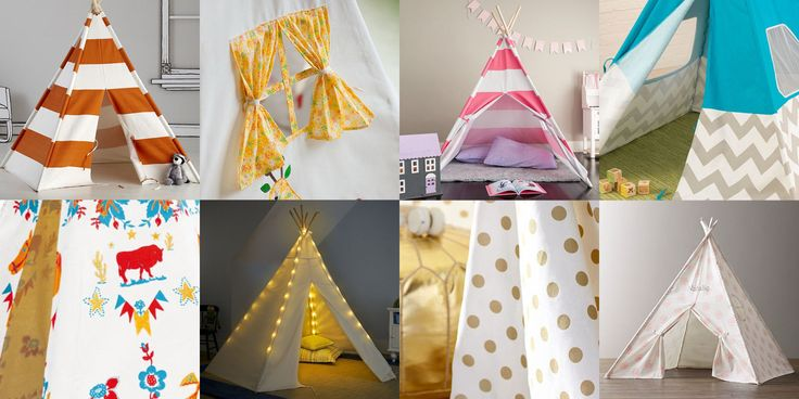 13 Trendy Teepee Tents for Kids - BestProducts.com