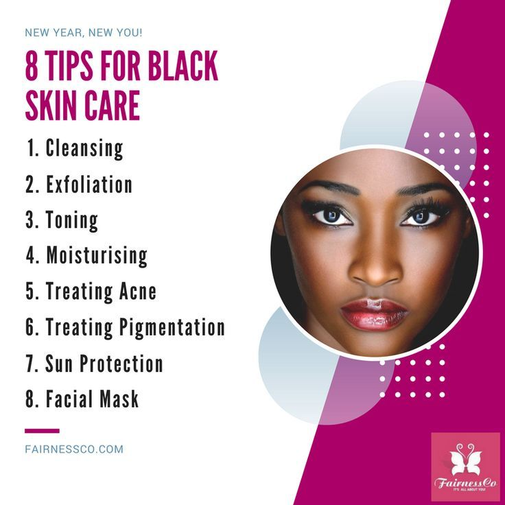 Black Skin Care Involves Treating And Preventing The Common Skin Problems And Maintaining The Natural Supple And E Black Skin Care Skin Care Women Melanin Skin