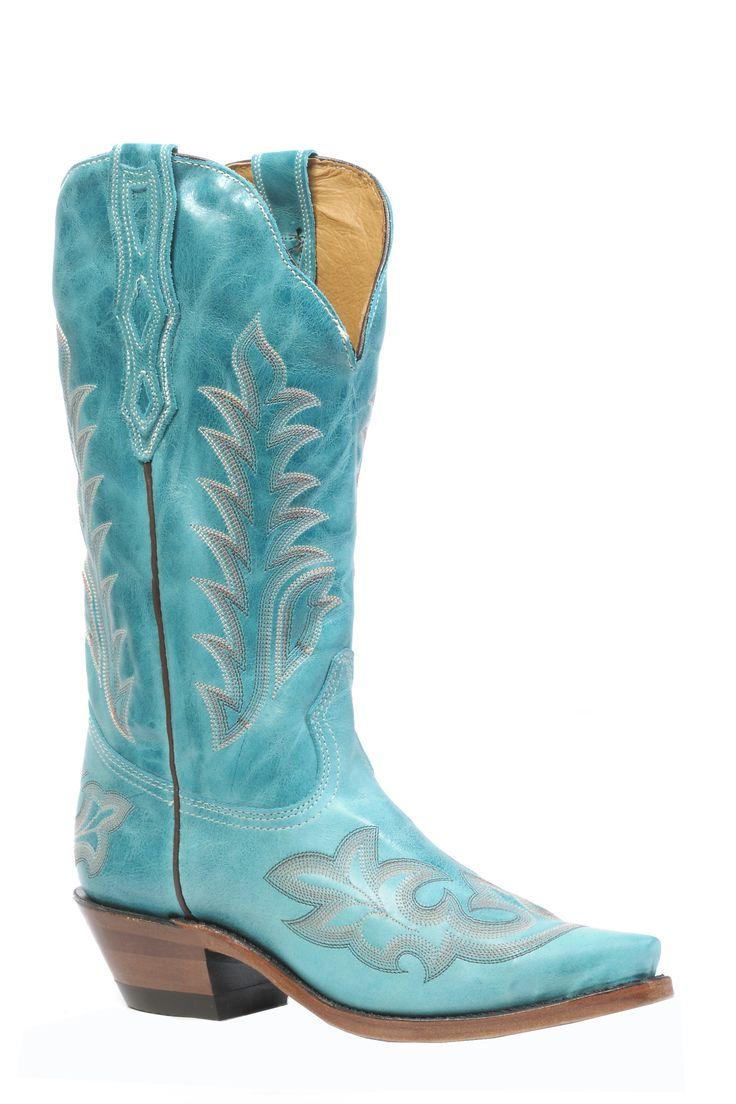 Boulet Ladies' Western Boots 3635