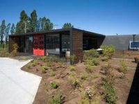 Shipping Container Conversions - The Recycled Shipping Container Deli - Shipping Container Homes Australia