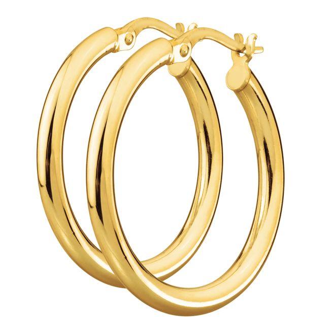 Från Albrekts Guld. Örhängen i 18K guld
