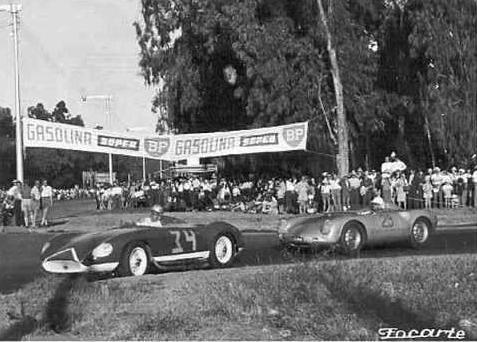 Lourenço Marques Street Circuit 1958