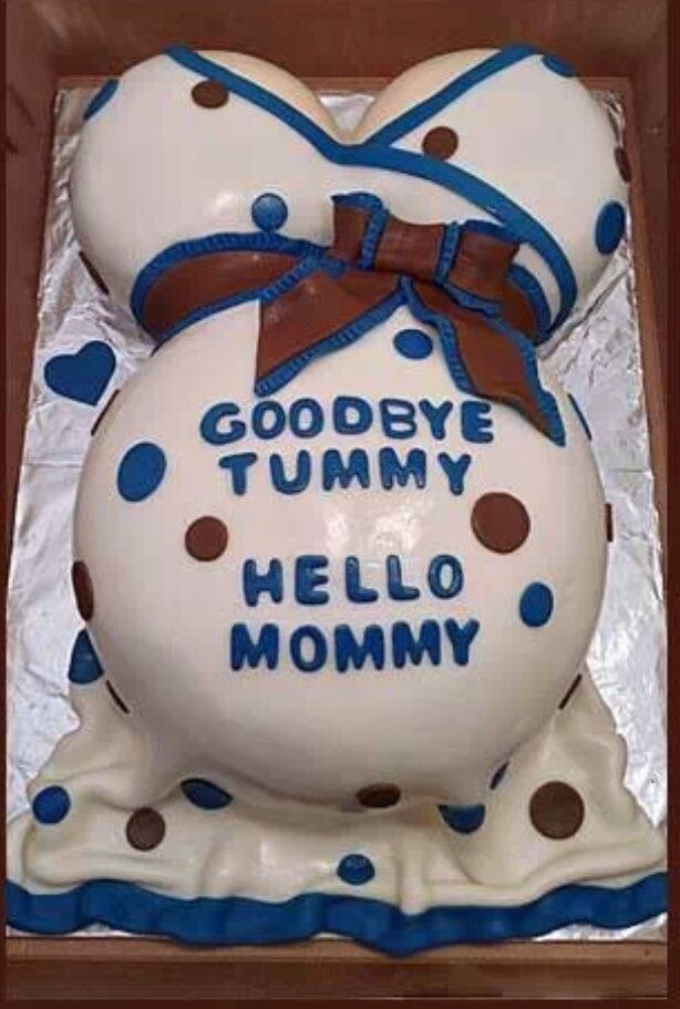 Cakes for expecting mommies