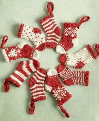 Decoraciones en el gancho del Árbol de Navidad