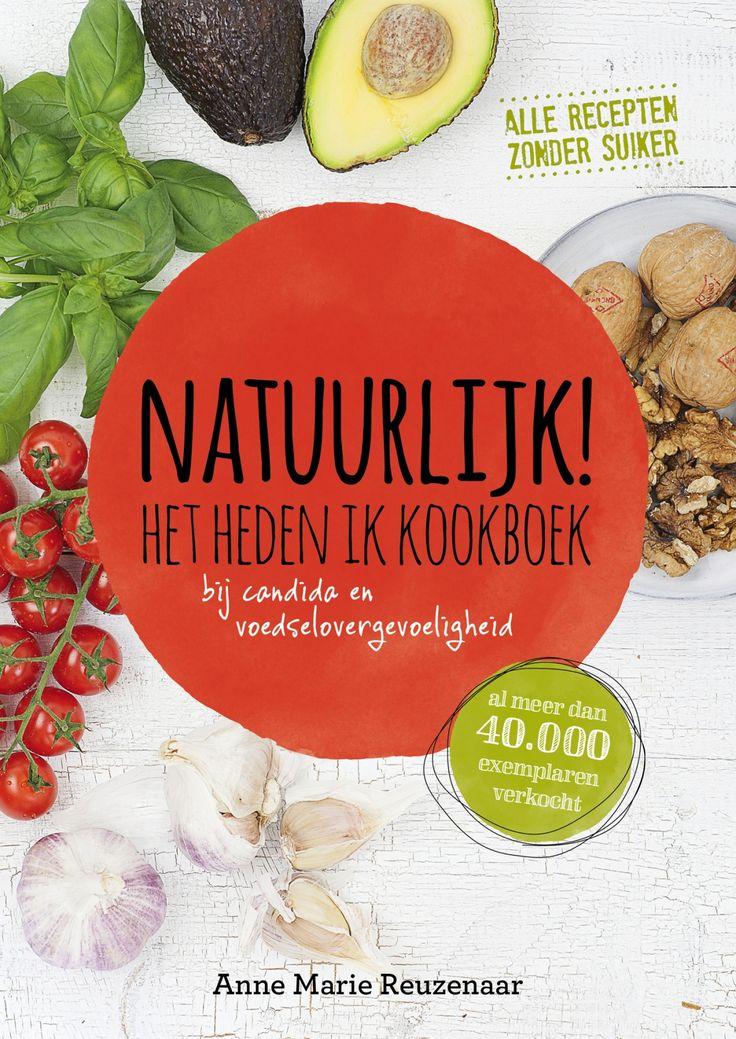 Anne Marie Reuzenaar is de godmother van de culinaire gezondheidsrevolutie. Haar bestseller Natuurlijk! Het Heden Ik Kookboek geeft uitleg en kookinspiratie voor mensen met #candida, #hypoglykemie of #voedselallergieën. Met heerlijke recepten en inspirerende foto's.