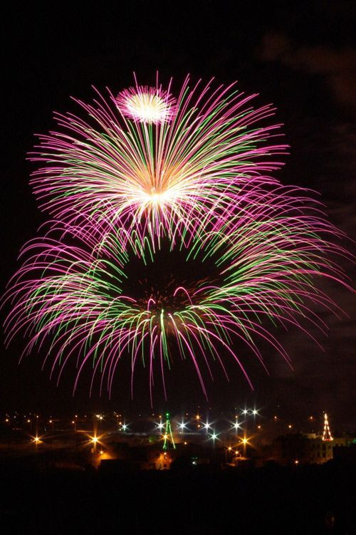 brilliant examples of fireworks photography by maxdifermo1