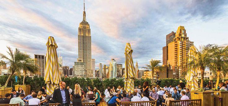 Дегустируя Большое Яблоко: исследуем кухню Нью-Йорка #NewYork