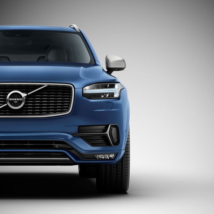 2016 #Volvo XC90 R-Design Revealed. See more on Motor Authority