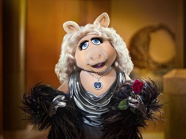265 besten miss piggy bilder auf pinterest die muppets kermit und jim henson. Black Bedroom Furniture Sets. Home Design Ideas
