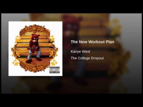 Kanye West - The New Workout Plan (Explicit)
