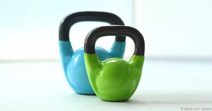 Une étude révèle que l'utilisation des kettlebells dans un entraînement par intervalles à haute intensité (HIIT) est l'une de séances d'entrainement brulant le plus de calories que vous pouvez mettre en pratique.