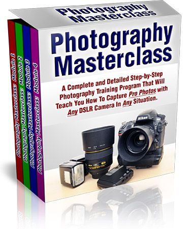 You can now master your DSLR camera and take great, attention-grabbing photos by following the step-by-step video tutorials in Photography Masterclass - www.davodlbn.com/photography-masterclass.html
