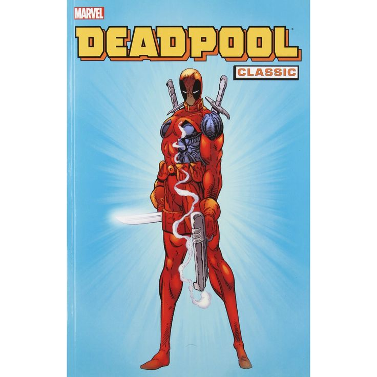 Marvel Deadpool Classic 1