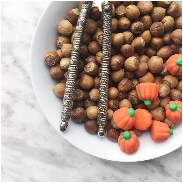 Flatlay - « Pumpkin hazelnut » @adreyanee Instagram