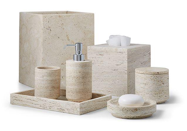 13 best Stone Bath Accessories images on Pinterest  Bath