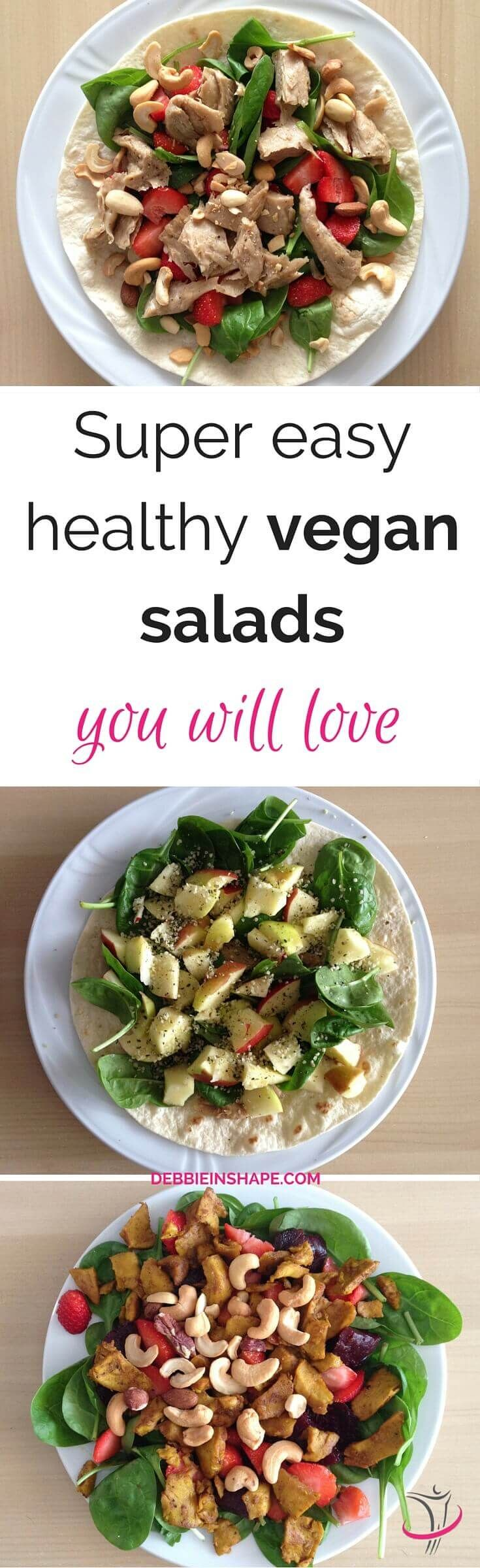 Watch 3 Easy Spring Salads You Can Make Tonight video